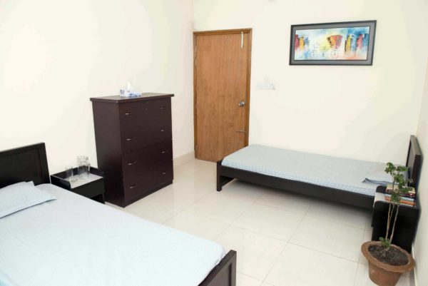 amar home patient room